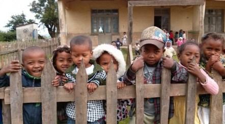 Madagascar fait face à des problèmes de famine majeurs.