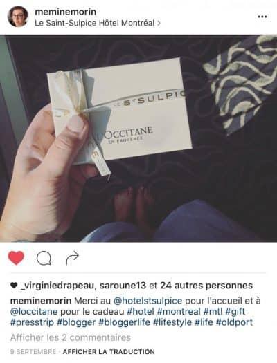 instagram fabrique crepue