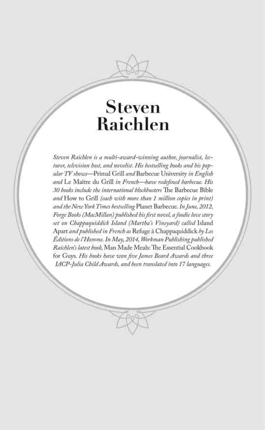 Suite stories - steven raichlen