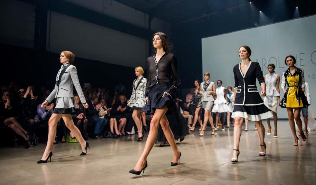 © Agnieszka S. Semaine de la Mode Montréal
