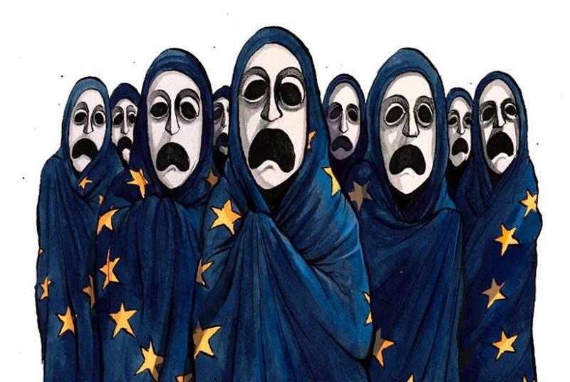 L'accord sur les migrants, conclu en 2016 entre la Turquie et l'UE, est la cause de la destruction des îles grecques