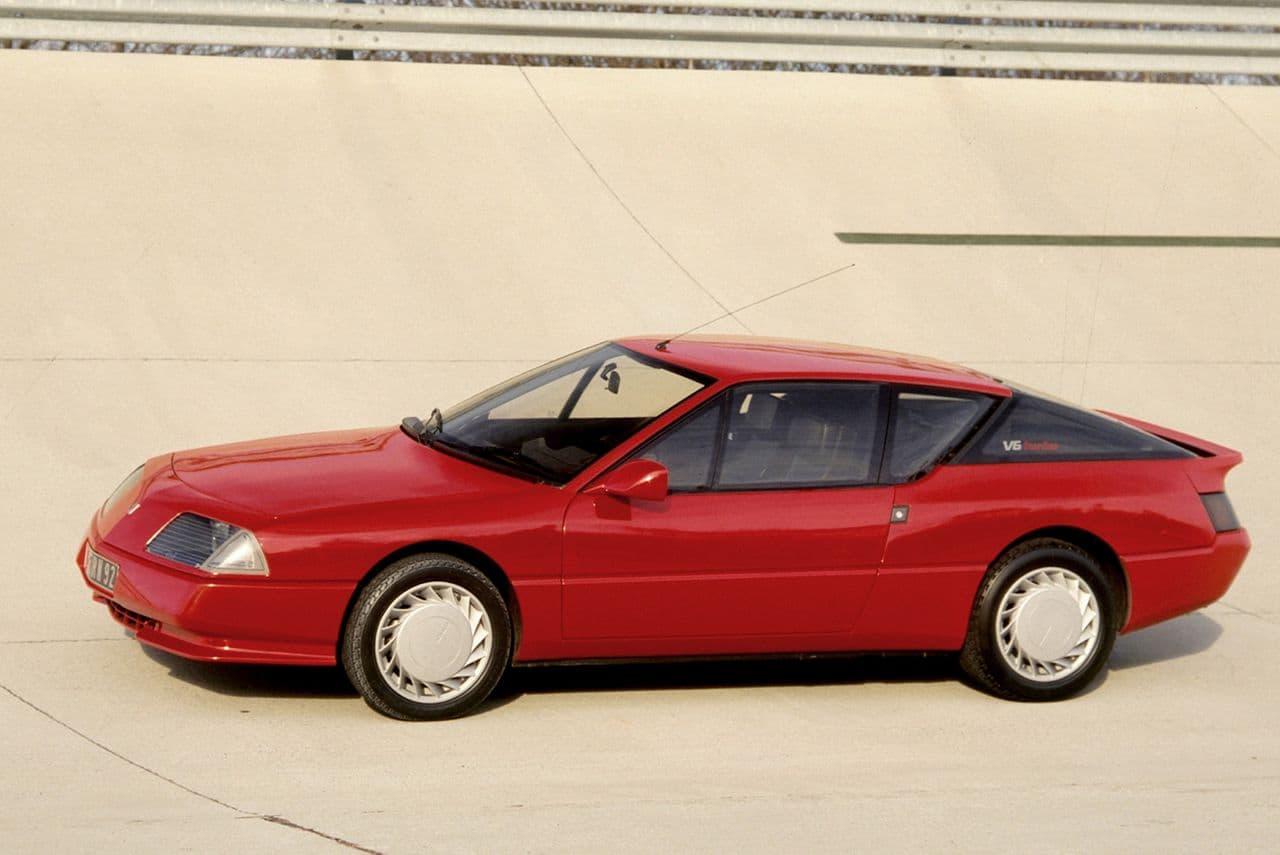 Alpine GTA Turbo
