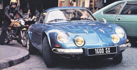 Alpine A110 Berlinette 1600 sx 5