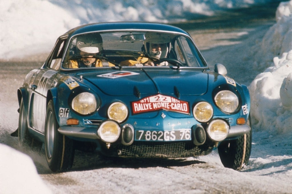 L'Alpine A110: Histoire d'une Championne Française 11