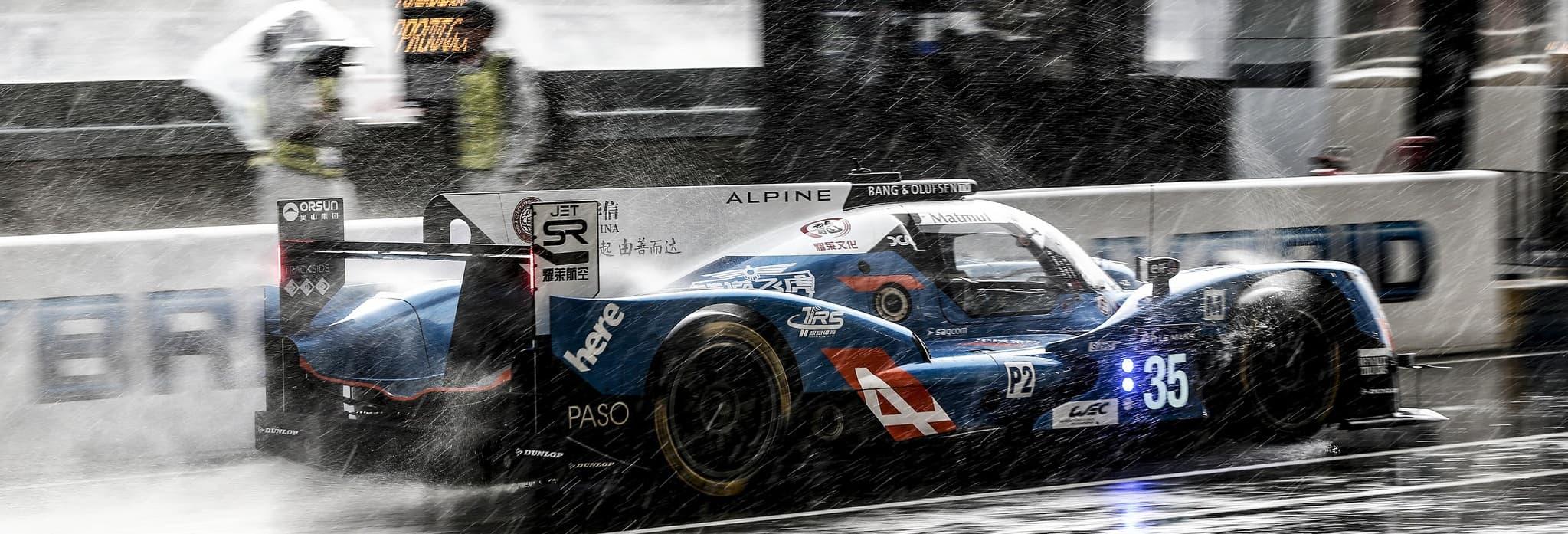 Alpine en P2 et P3 pour le départ des 24 Heures du Mans 2016