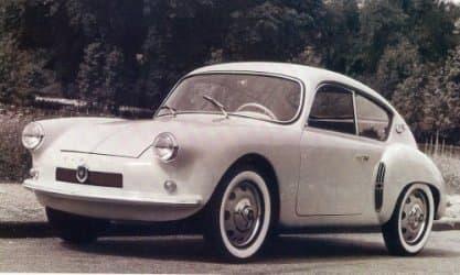Alpine A106 version civile | Jean Rédélé