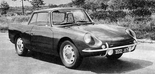 Alpine A108 2+2