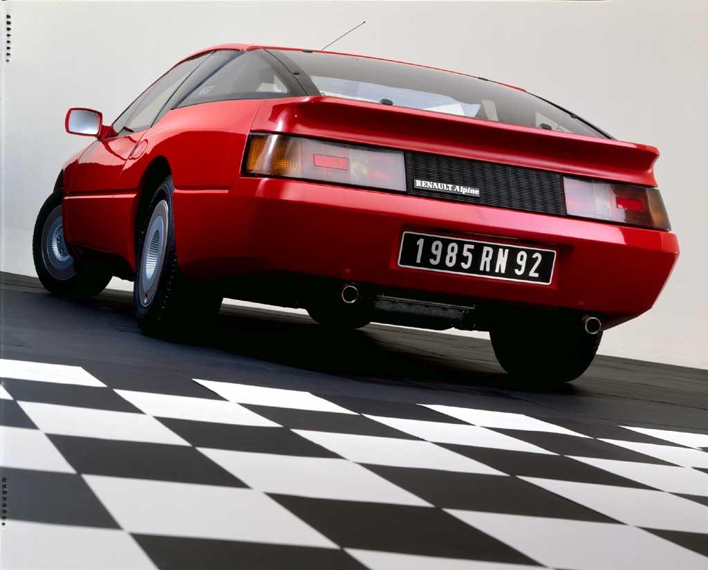 Alpine GTA V6 GT 2   ALPINE GTA GT V6 : le soufflé de Dieppe 1/2