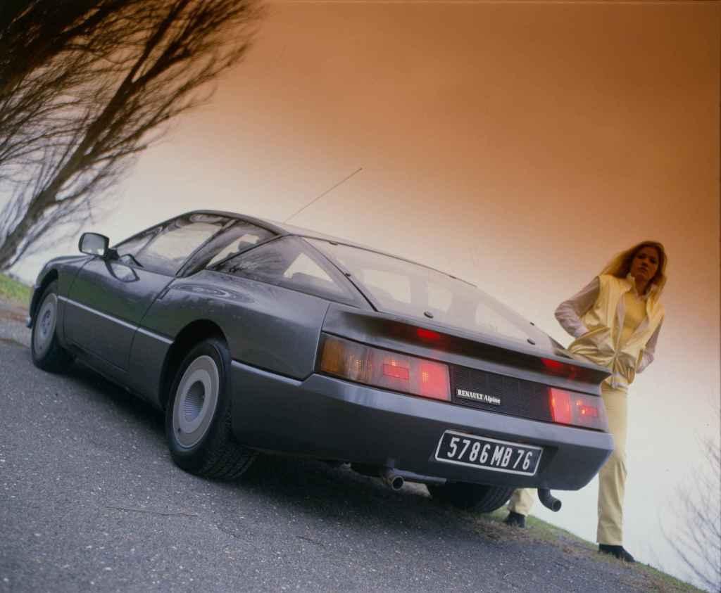 Alpine GTA V6 GT 4   ALPINE GTA GT V6 : le soufflé de Dieppe 1/2