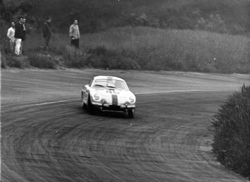 Circuit Brasilia 1964 Willys Interlagos 2   Overland Interlagos: l'Alpine Made in Brazil !