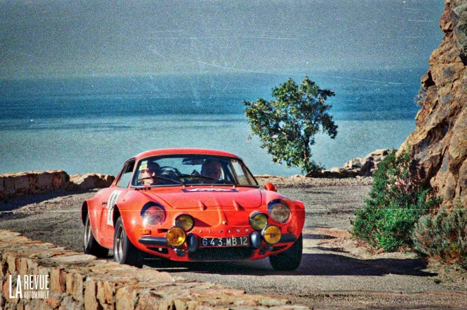 Alpine A110 11 - La Revue Automobile