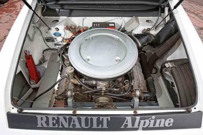 Alpine A110 1300 VC Alpine A310 V6 Alpine A610 17