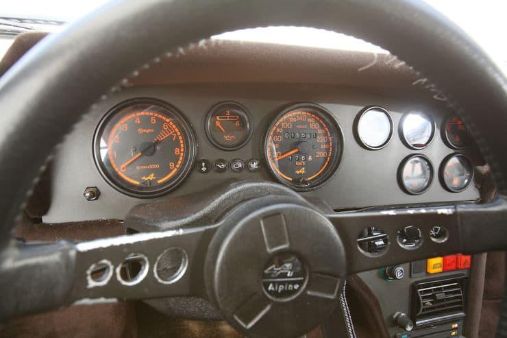 Alpine A110 1300 VC Alpine A310 V6 Alpine A610 22