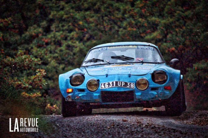Alpine A110 15 - La Revue Automobile