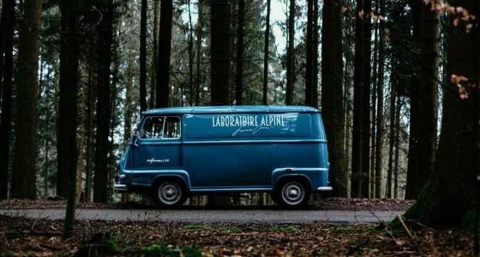 Alpine A110 Estafette AlpineLab 14