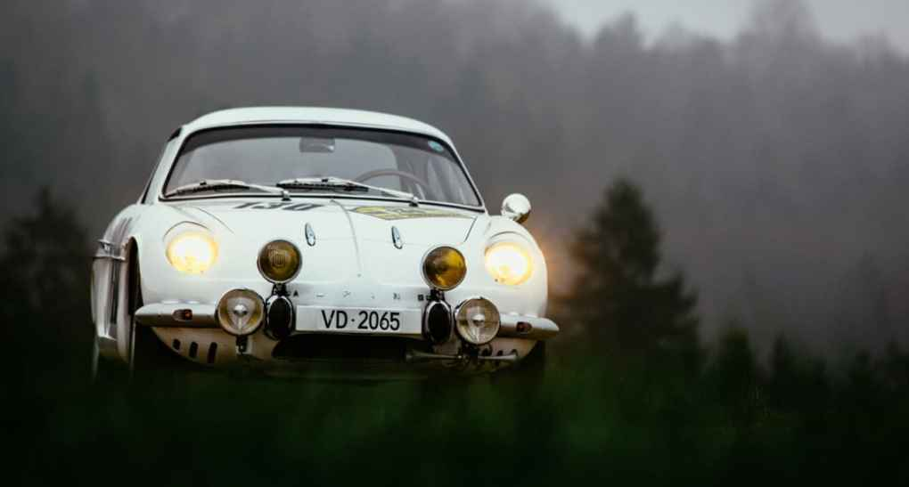 Alpine A110 Estafette AlpineLab 5