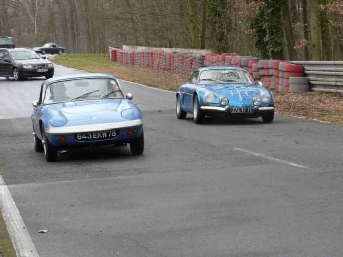 Alpine A110 Lotus Elan Automotiv 10