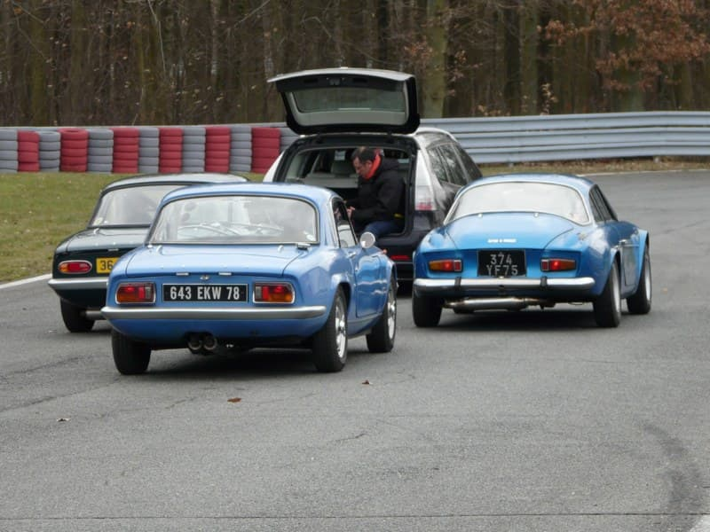 Alpine A110 Lotus Elan Automotiv 11