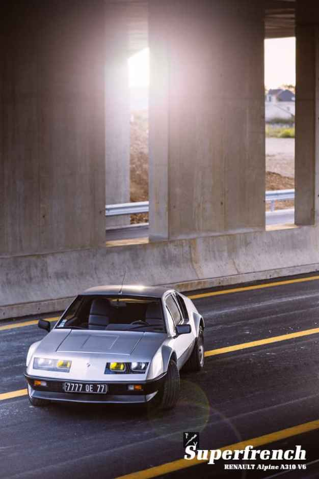 Alpine A310 V6 Superfrench 2