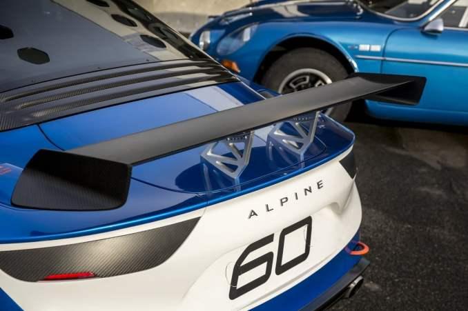 Alpine Célébration A110 L'Argus 24
