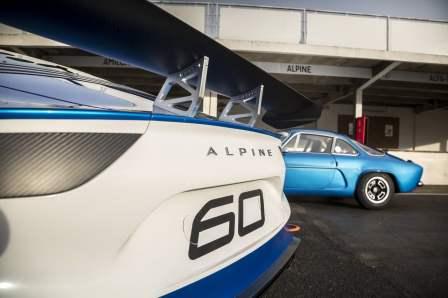 Alpine Célébration A110 L'Argus 26