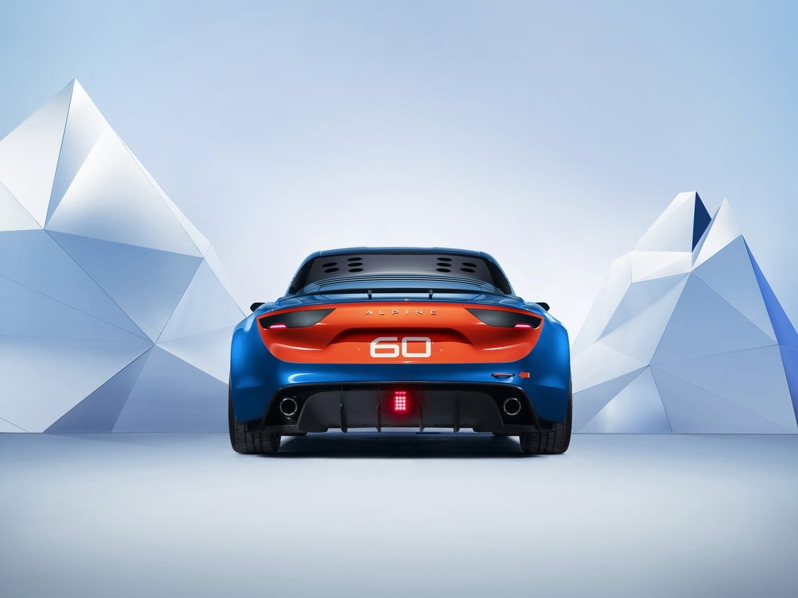 Alpine Célébration Concept Car 2 - Alpine Célébration