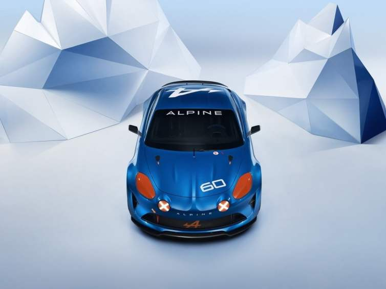 Alpine Célébration Concept Car 3 - Alpine Célébration