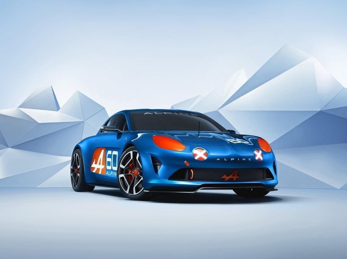 Alpine Célébration Concept Car 8 - Alpine Célébration