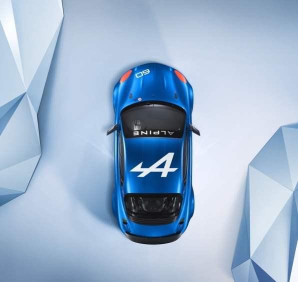 Alpine Célébration Concept-Car - 9
