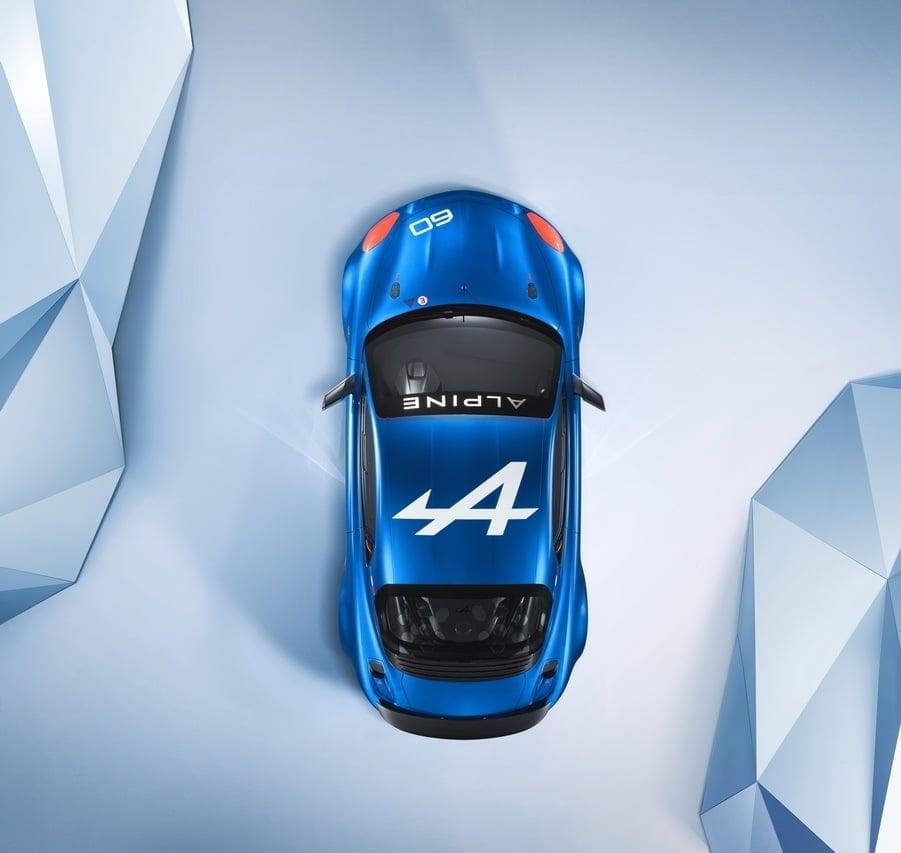 Alpine Célébration Concept Car 9 - Alpine Célébration