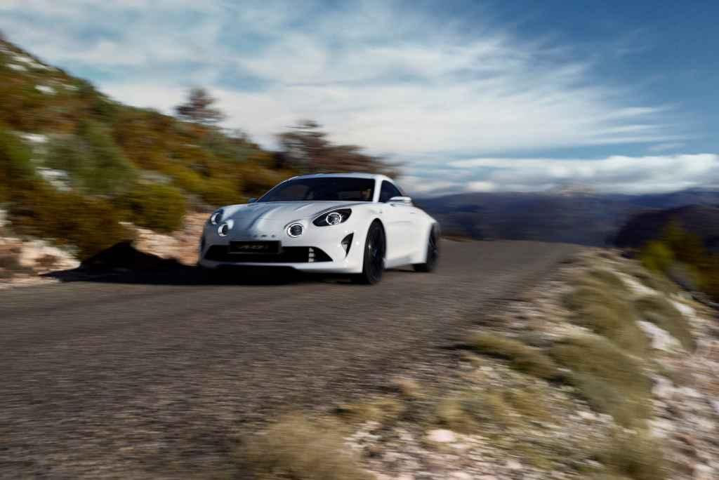 Alpine Vision Showcar 4 | Rétromobile 2017: 6 Alpine classiques et une certaine Vision !