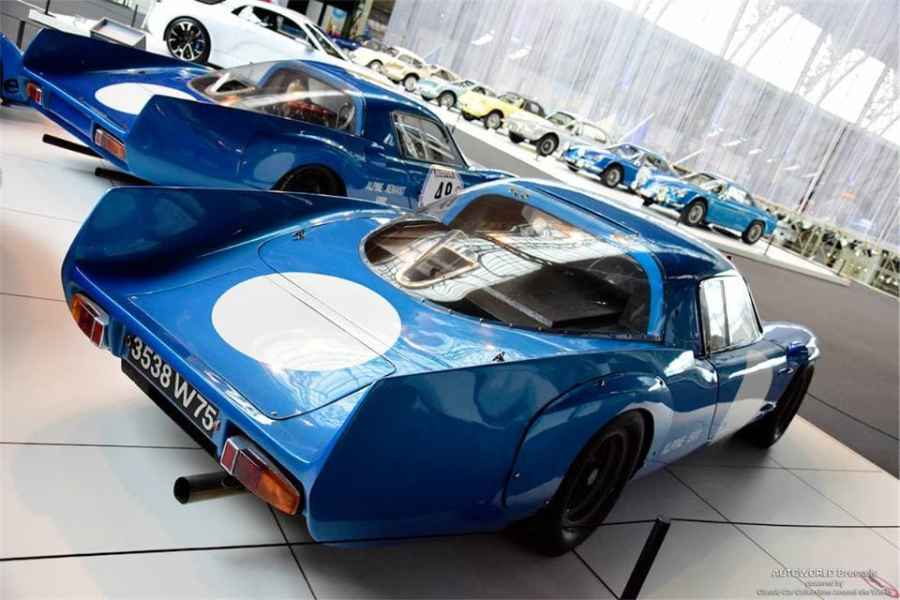 Autoworld 2016 Alpine Story 130