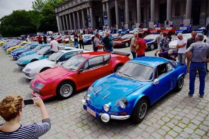Autoworld 2016 Alpine Story 140