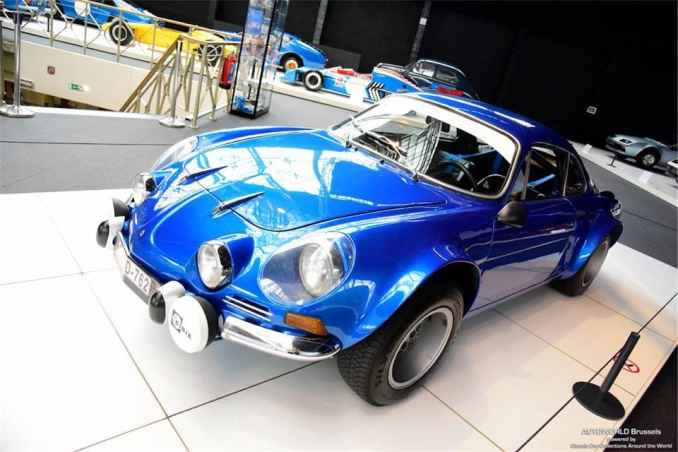 Autoworld 2016 Alpine Story 159