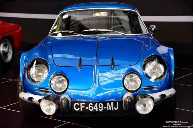 Autoworld 2016 Alpine Story 223