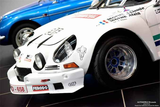 Autoworld 2016 Alpine Story 250