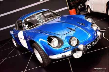 Autoworld 2016 Alpine Story 57