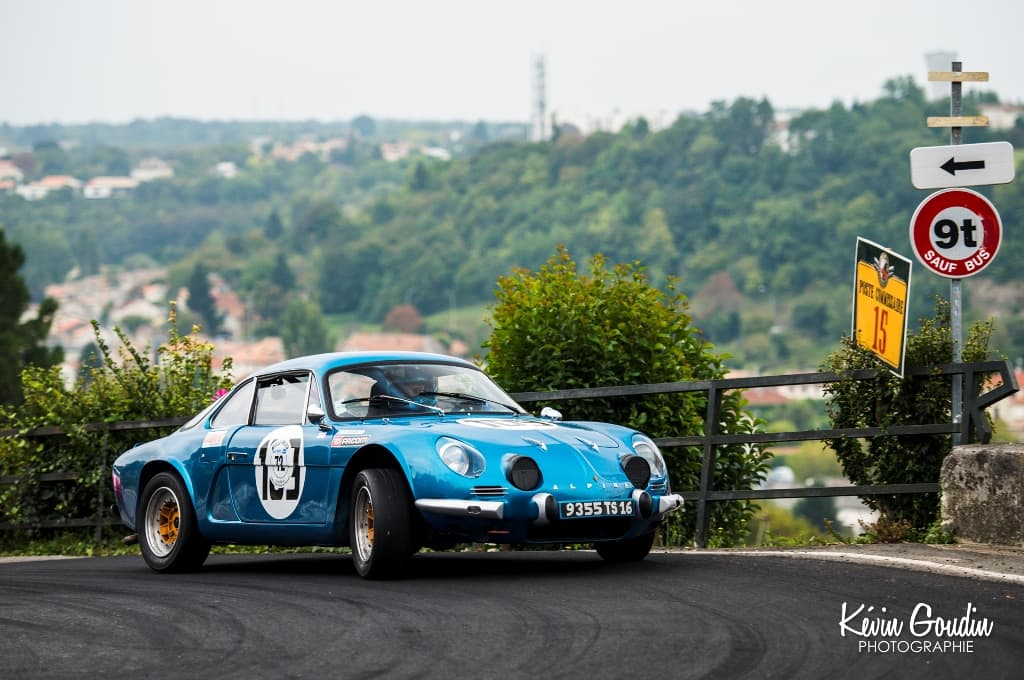 Circuit Remparts Alpine A110 9