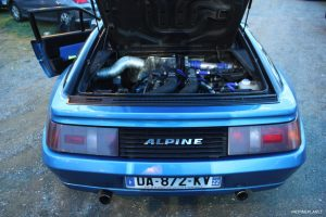 Alpine Garage Alpine GTA Le Mans 5 imp scaled | Alpine Garage: la passion a un nom !