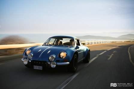 Raphaël Belly - Alpine A110 1600S