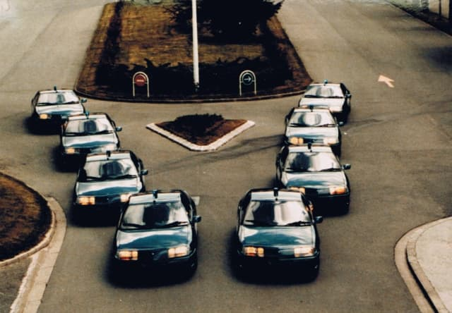 Alpine GTA BRI Gendarmerie 1 | BRI : Alpine, au sein d'une unité d'élite
