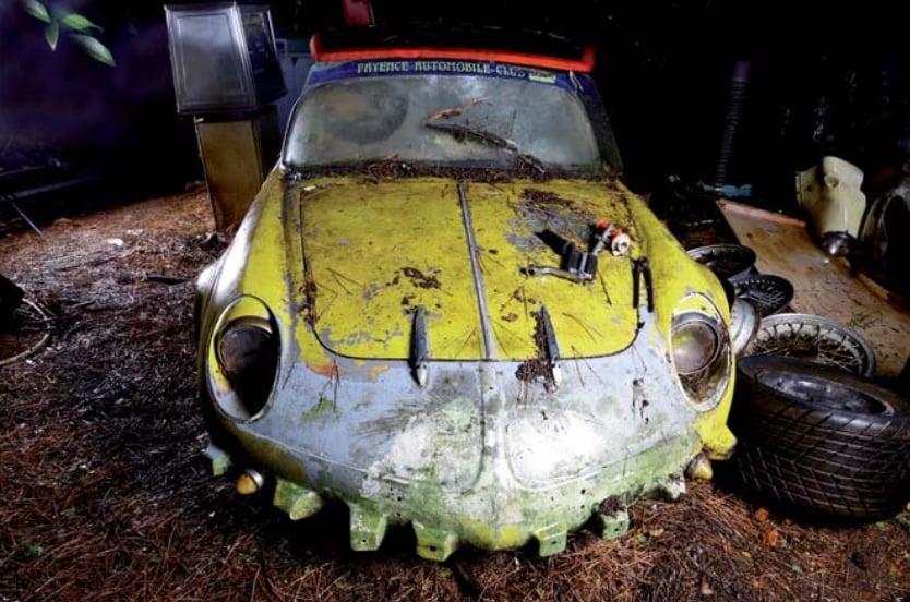 Collection Gérard Gombert Alpine A110 Cabriolet 1965 4 | Gérard Gombert, son incroyable collection d'Alpine !