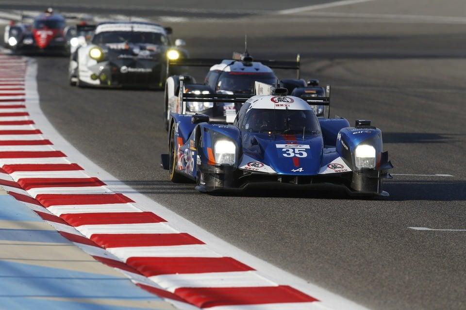 Signatech Alpine Bahreïn WEC 8   7ème et dernier podium pour Alpine à Bahreïn !