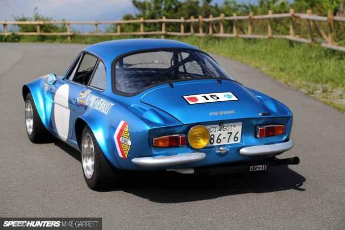 Alpine A110 1300VC 1974 Speehunters Hakone - 14