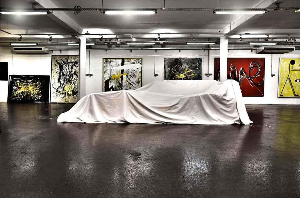 Alpine A450 Art Car Ghass Gare Marseilles 12 | A la rencontre de l'Alpine A110 X FELIPE PANTONE au Art Paris