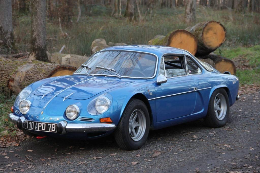 Jean Pascal DAuce Alpine A110 1300 1971 9 | Jean-Pascal Dauce et son Alpine A110 1300 de 1971