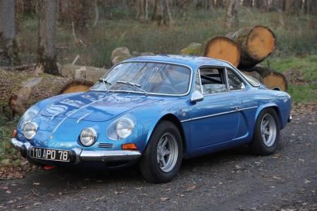 Jean-Pascal DAuce Alpine A110 1300 1971 - 9