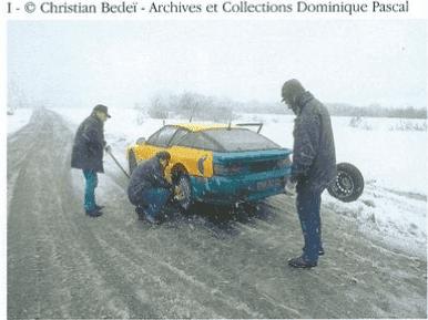 RL Neige | Le Raid Liberté : 8 000 km en Alpine A610 de Paris à Saint Pétersbourg