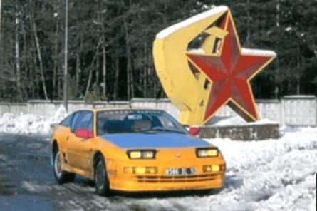 RL PC | Le Raid Liberté : 8 000 km en Alpine A610 de Paris à Saint Pétersbourg