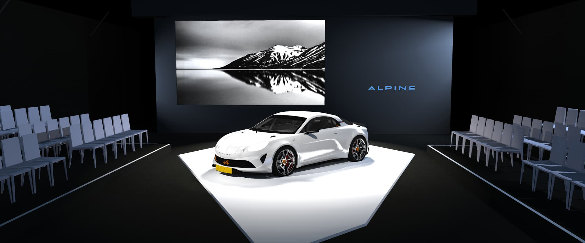 Alpine sera révélée à Genève